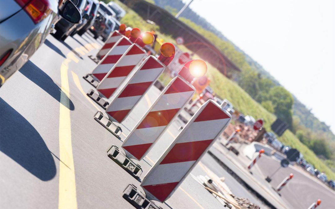 Zeitweilige Vollsperrung der Richtungsfahrbahn Kassel der BAB7 zwischenden AnschlussstellenNortheim Nord und Nörten Hardenbergam 3. und 4.4.2018, jeweils von 20:00 Uhr bis 6:00 Uhr